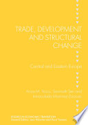 Trade  Development and Structural Change