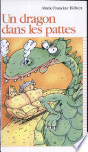 illustration du livre Un dragon dans les pattes