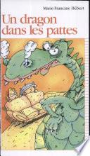illustration Un dragon dans les pattes