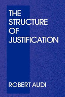 The Structure of Justification