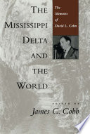 The Mississippi Delta and the World