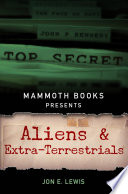 Mammoth Books presents Aliens and Extra Terrestrials