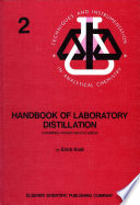 Handbook of Laboratory Distillation