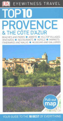 Top 10 Provence and the Cote D Azur