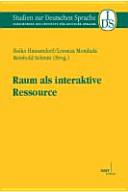Raum als interaktive Ressource