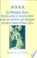Le premier Zola