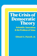 The Crisis of Democratic Theory