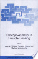 Photopolarimetry in Remote Sensing