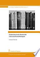 Schweizerisch-finnische Literaturbeziehungen