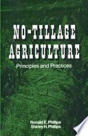 No Tillage Agriculture
