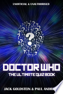 Doctor Who: The Ultimate Quiz Book