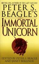 Peter S  Beagle s Immortal Unicorn