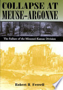 Collapse at Meuse Argonne
