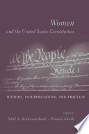 Women and the U S  Constitution