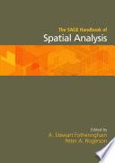 The SAGE Handbook of Spatial Analysis
