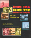 Natural Gas Electric Power Industries Analysis book