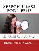Speech Class for Teens