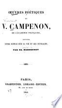 Oeuvres poétiques de V. Campenon