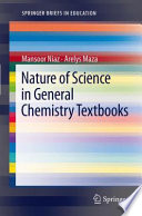 Nature of Science in General Chemistry Textbooks