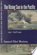 download ebook history of united states naval operations in world war ii: the rising sun in the pacific, 1931-april 1942 pdf epub