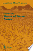 Plants of Desert Dunes Asia Southern Africa And The