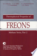 Thermophysical Properties of Freons  Methane Series