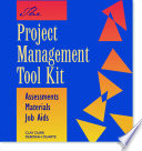 The Project Management Tool Kit