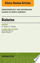 Diabetes An Issue Of Endocrinology And Metabolism Clinics Of North America