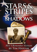 Stars And Stripes And Shadows : myself away from home for the first time....
