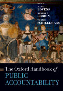 The Oxford Handbook Public Accountability