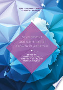 Development And Sustainable Growth Of Mauritius