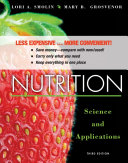 Nutrition Science and Applications 3E Binder Ready Version   WileyPlus Registration Card