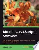 Moodle Javascript Cookbook