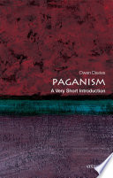 Paganism  A Very Short Introduction