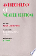 Anthropology of Weaker Sections