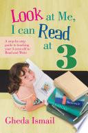 Look At Me I Can Read At 3