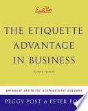 Emily Post s The Etiquette Advantage in Business 2e
