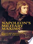 Napoleon s Military Maxims