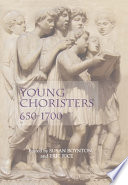 Young Choristers  650 1700