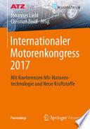 Internationaler Motorenkongress 2017