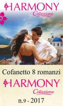 Cofanetto 8 romanzi Harmony Collezione - 9