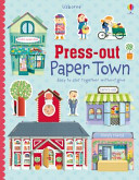 Press Out Paper Town