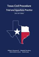Texas Civil Procedure
