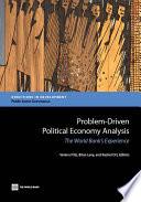 Problem Driven Political Economy Analysis