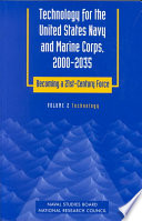 Technology for the United States Navy and Marine Corps, 2000-2035