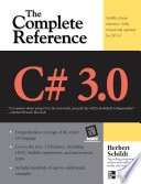 C  3 0 THE COMPLETE REFERENCE 3 E