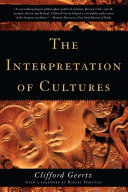 The Interpretation of Cultures