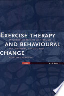 Exercise Therapy & Behavioural Change
