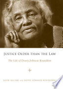 Justice Older Than the Law