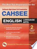Cahsee English Language Arts